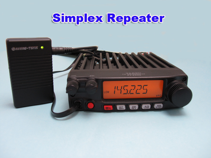 Amateur radio repeater repeter