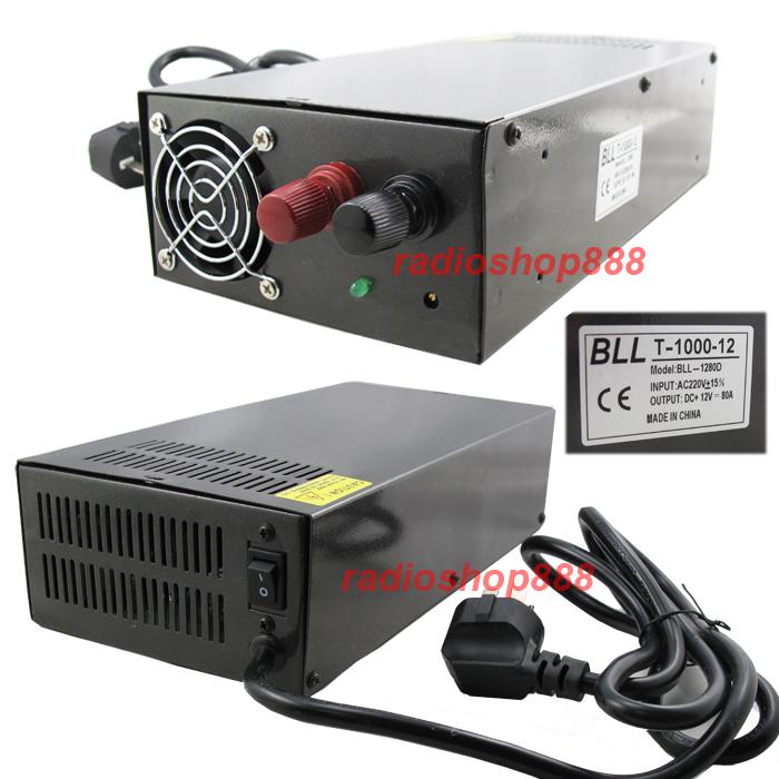 12v power supply 80amp: