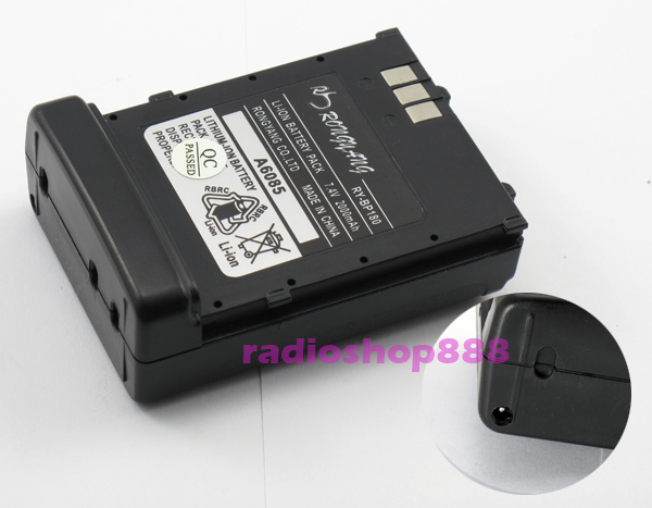 Charger for ICOM Radio IC-T7 IC-T7A IC-T7H IC-T70 BP-173 BP-180 Li-ion Battery