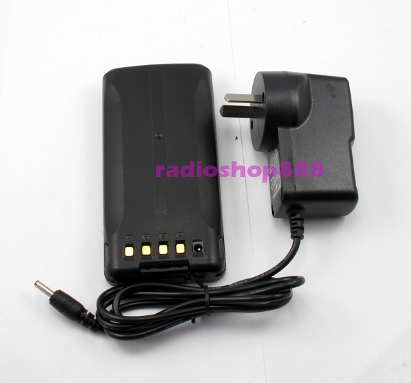 KSC-32 Rapid Charger for KENWOOD KNB-33L Battery TK-2180 TK-2180K TK-2180K2