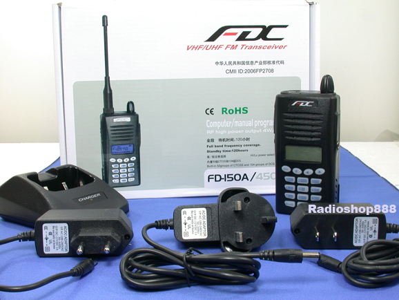 Feidxin Fdc Radio Fd 450a Uh Uhf 410 480mhz Mic Ebay